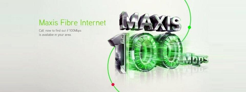Maxis Fibre MID VALLEY CITY KL