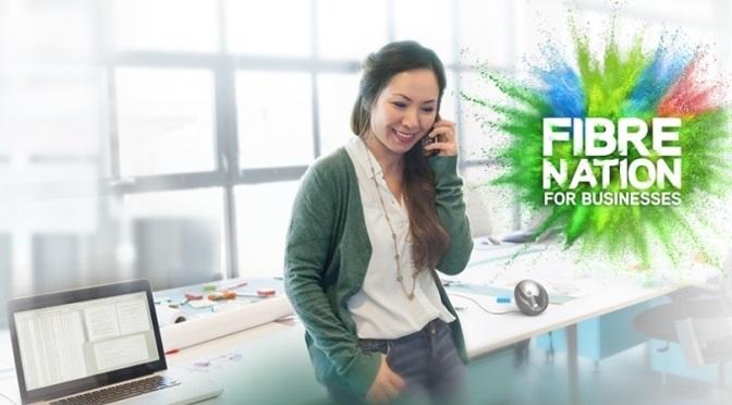 Maxis Fibre Business promotion 2019