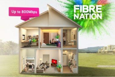 maxis fibre home